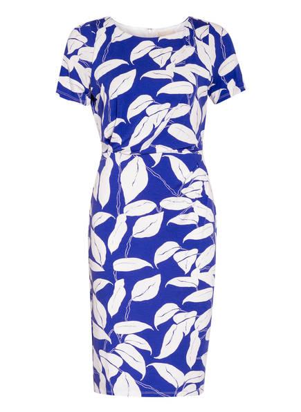 Phase Eight Jerseykleid CAMILLA , Farbe: BLAU/ WEISS (Bild 1)