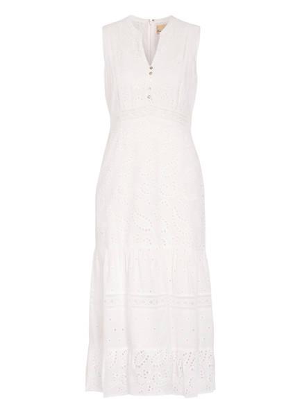 Phase Eight Kleid LULA aus Lochspitze , Farbe: CREME (Bild 1)