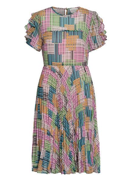 damsel in a dress Kleid ANATASIA , Farbe: ROSA/ HELLGRÜN/ TÜRKIS (Bild 1)