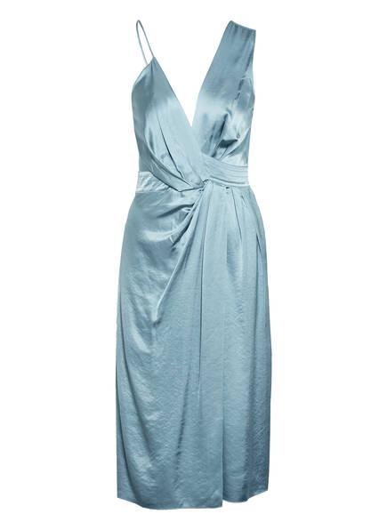 REISS Kleid CHARLIE in Wickeloptik , Farbe: MINT (Bild 1)