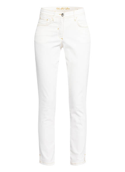 Laurèl Jeans TABEA , Farbe: WEISS (Bild 1)