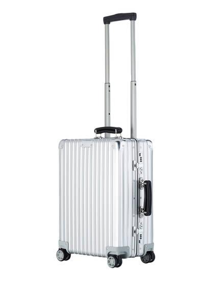 RIMOWA CLASSIC Cabin Multiwheel® Alu Trolley, Farbe: SILBER (Bild 1)