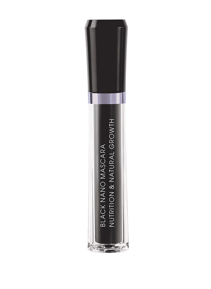 M2 BEAUTÉ BLACK NANO MASCARA NUTRITION & NATURAL GROWTH, Farbe: BLACK (Bild 1)