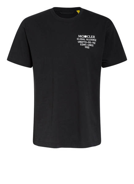 MONCLER GENIUS T-Shirt, Farbe: SCHWARZ (Bild 1)