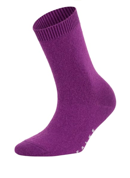 FALKE Socken COSY WOOL, Farbe: 8295 ultraviolet (Bild 1)