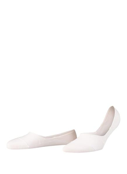 FALKE Sneakersocken STEP, Farbe: 2000 WHITE (Bild 1)