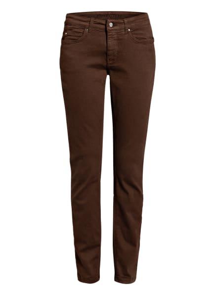 MAC Skinny Jeans DREAM , Farbe: BRAUN (Bild 1)