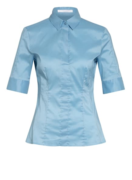 BOSS Blusenshirt BASHINI, Farbe: HELLBLAU (Bild 1)