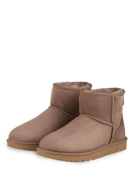 UGG Boots CLASSIC MINI II, Farbe: TAUPE (Bild 1)