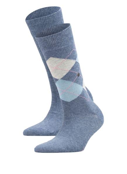 Burlington 2er-Pack Socken EVERYDAY MIX, Farbe: 6660 LIGHT DENIM (Bild 1)