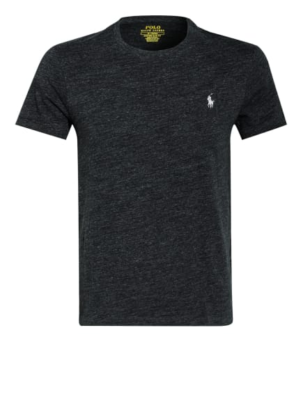 POLO RALPH LAUREN T-Shirt, Farbe: SCHWARZ/ DUNKELGRAU (Bild 1)