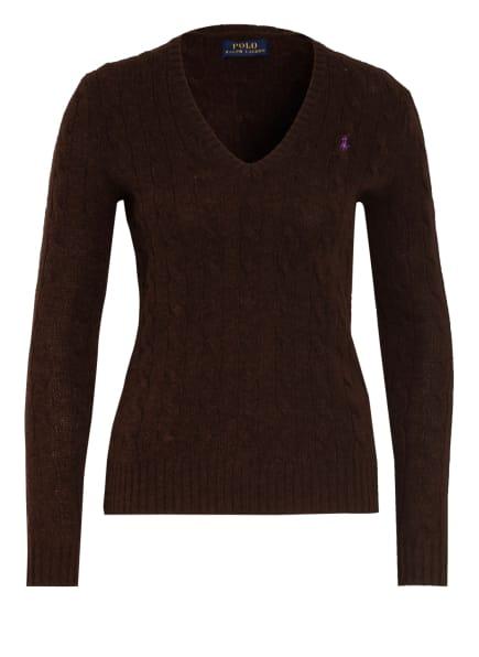 POLO RALPH LAUREN Pullover, Farbe: DUNKELBRAUN (Bild 1)
