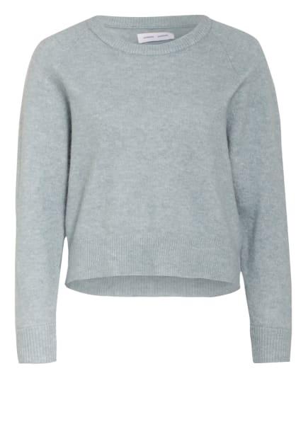 SAMSØE  SAMSØE Pullover mit Alpaka, Farbe: MINT (Bild 1)