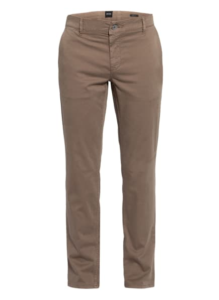 BOSS Chino SCHINO Regular Fit, Farbe: TAUPE (Bild 1)