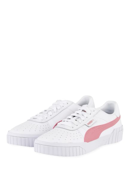 PUMA Sneaker CALI , Farbe: WEISS/ ALTROSA (Bild 1)