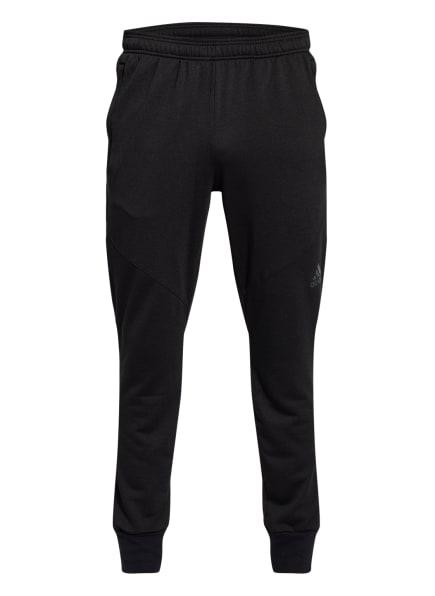adidas Sweatpants, Farbe: SCHWARZ (Bild 1)