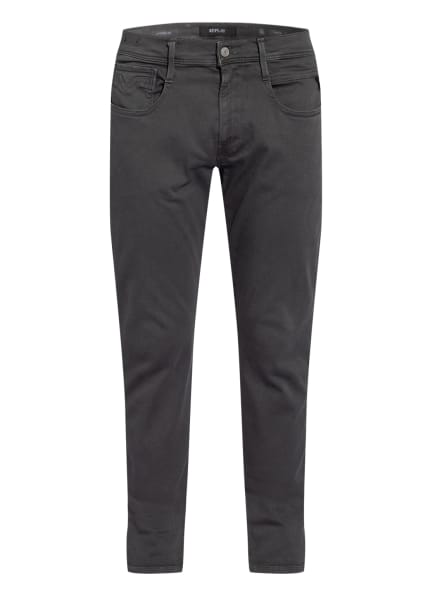 REPLAY Jeans ANBASS Skinny Fit, Farbe: 290 BLACKBOARD (Bild 1)