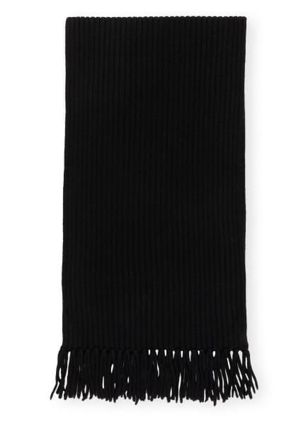 STROKESMAN'S Schal mit Cashmere, Farbe: SCHWARZ (Bild 1)