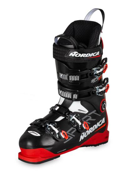 NORDICA Skischuhe SPORTMACHINE 100 , Farbe: SCHWARZ/ WEISS/ ROT (Bild 1)