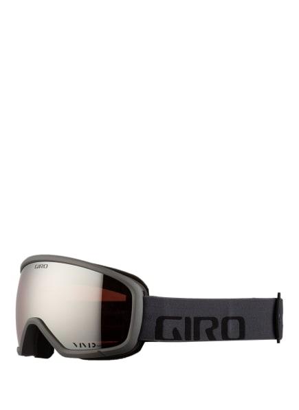 GIRO Skibrille RINGO, Farbe: 007 grey wordmark vivid onyx (Bild 1)