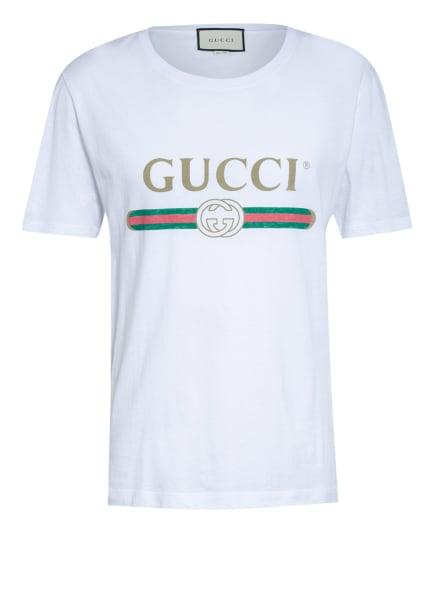 GUCCI T-Shirt , Farbe: WEISS (Bild 1)
