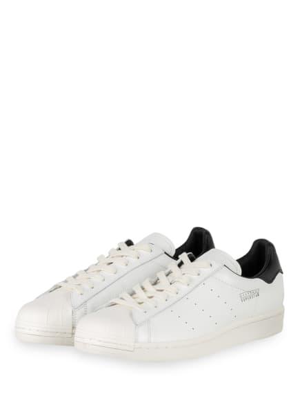adidas Originals Sneaker SUPERSTAR PURE, Farbe: WEISS/ SCHWARZ (Bild 1)