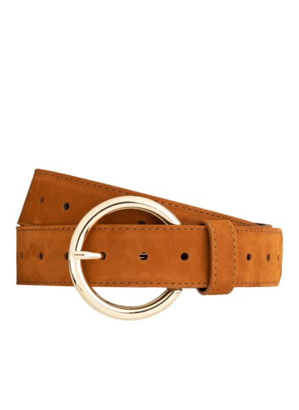 sandro Ledergürtel , Farbe: COGNAC (Bild 1)