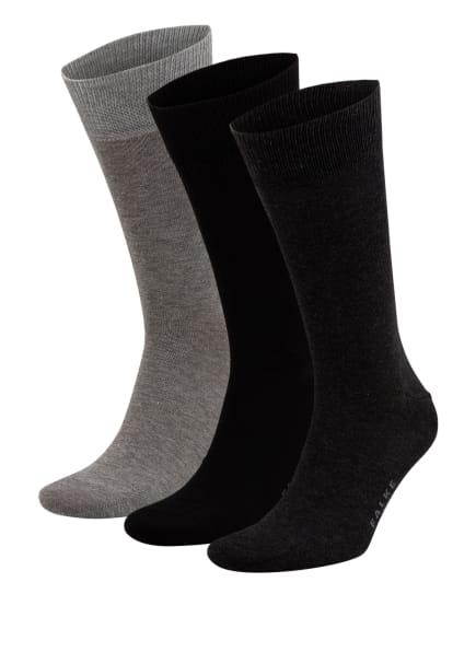 FALKE 3er-Pack Socken , Farbe: 0010 SORTIMENT (Bild 1)