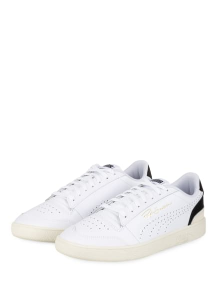 PUMA Sneaker RALPH SAMPSON LO PERF SOFT , Farbe: WEISS/ SCHWARZ (Bild 1)