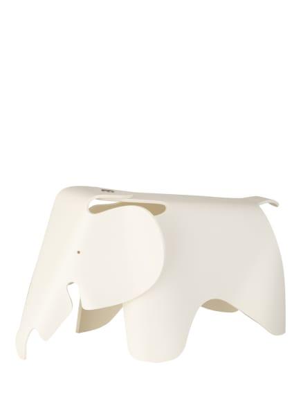 vitra Dekofigur EAMES ELEPHANT SMALL, Farbe: WEISS (Bild 1)