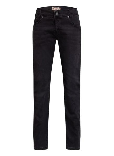 BLUE EFFECT Jeans, Farbe: SCHWARZ (Bild 1)