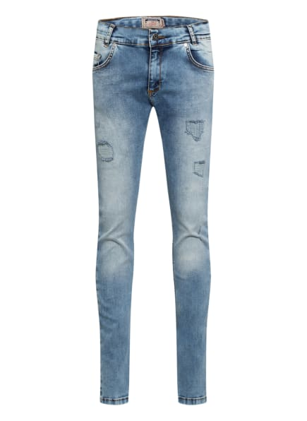 BLUE EFFECT Jeans Slim Fit, Farbe: HELLBLAU (Bild 1)