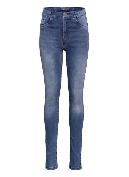 BLUE EFFECT Jeans Slim Fit, Farbe: BLAU (Bild 1)