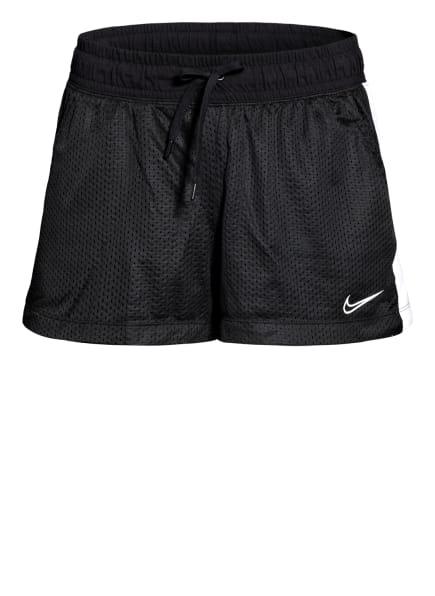 Nike Fitnessshorts, Farbe: SCHWARZ/ WEISS (Bild 1)