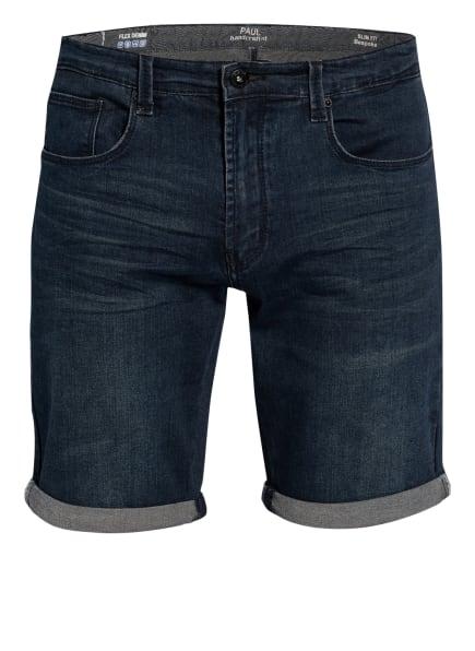 PAUL Jeans-Shorts Slim Fit, Farbe: DARK BLUE (Bild 1)