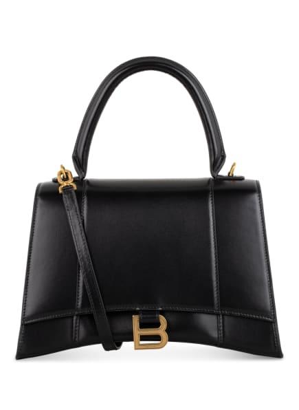 BALENCIAGA Handtasche HOURGLASS M, Farbe: SCHWARZ (Bild 1)