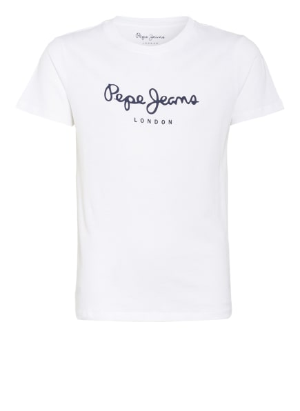 Pepe Jeans T-Shirt, Farbe: WEISS (Bild 1)