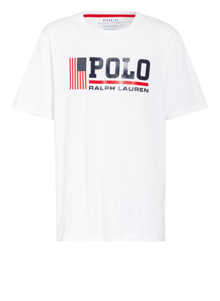 POLO RALPH LAUREN T-Shirt, Farbe: WEISS (Bild 1)