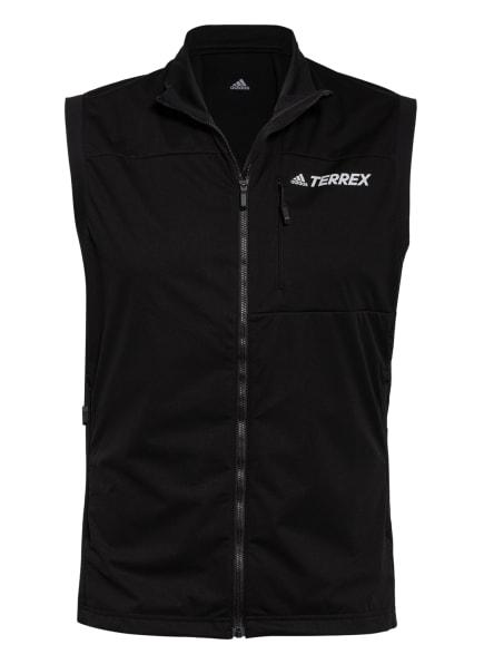 adidas Laufweste TERREX AGRAVIC XC, Farbe: SCHWARZ (Bild 1)