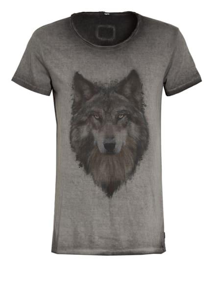 tigha T-Shirt WREN, Farbe: DUNKELGRAU (Bild 1)
