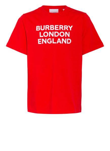 BURBERRY T-Shirt, Farbe: ROT (Bild 1)