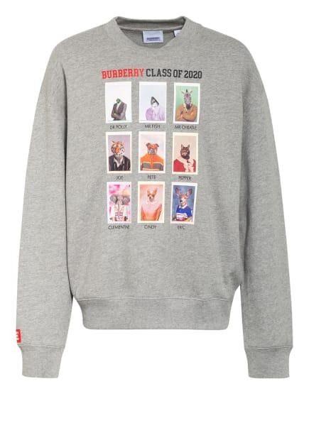BURBERRY Sweatshirt, Farbe: GRAU (Bild 1)