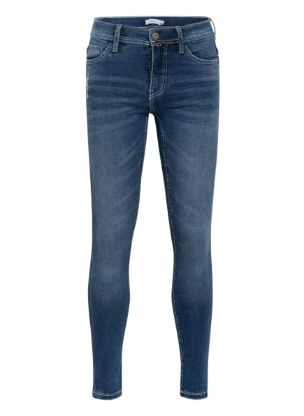 name it Destroyed Jeans Skinny Fit, Farbe: BLAU (Bild 1)