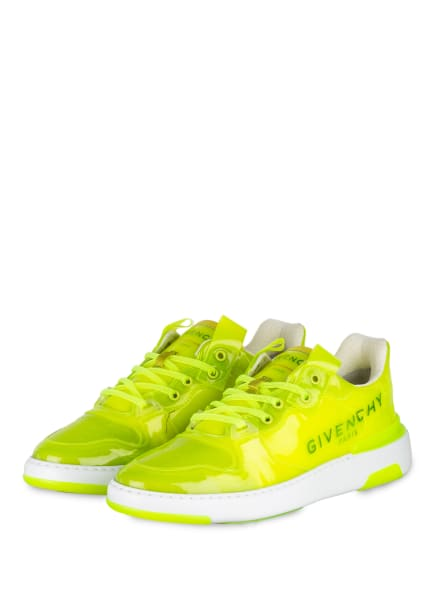 GIVENCHY Sneaker WING , Farbe: NEONGELB (Bild 1)
