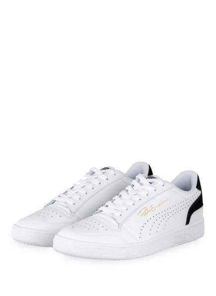 PUMA Sneaker RALPH SAMPSON, Farbe: WEISS/ SCHWARZ (Bild 1)