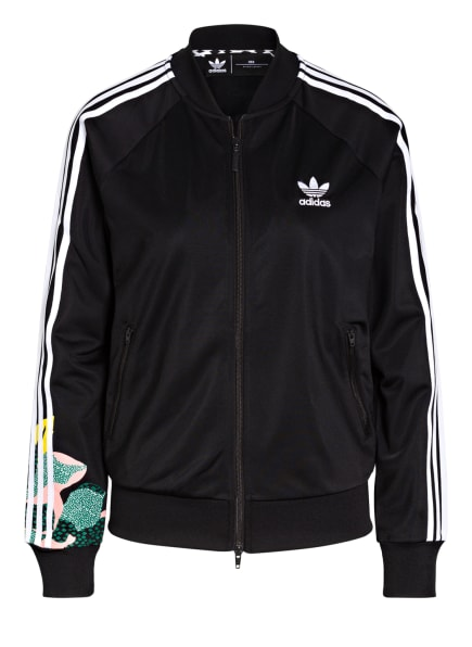adidas Originals Trainingsjacke HER STUDIO LONDON, Farbe: SCHWARZ (Bild 1)