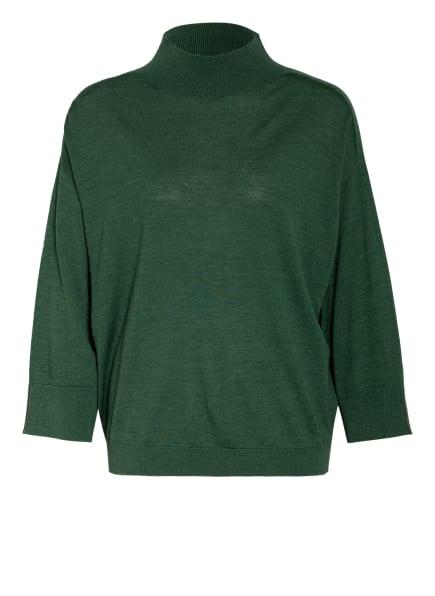 PESERICO Pullover mit Seide, Farbe: DUNKELGRÜN (Bild 1)