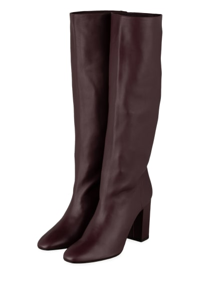 AQUAZZURA Stiefel BOOGIE, Farbe: DUNKELLILA (Bild 1)