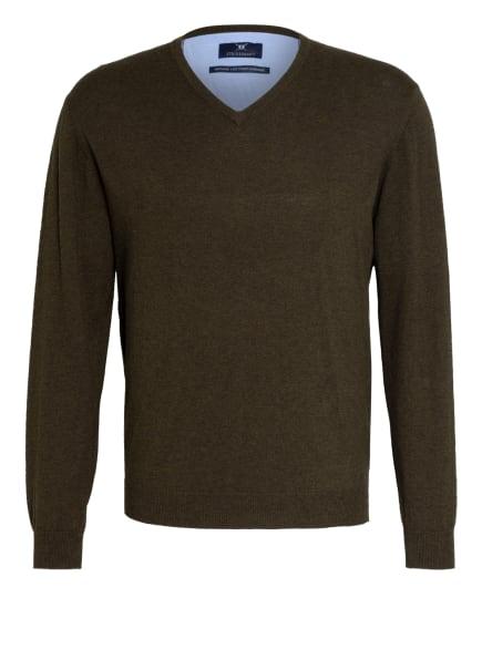 STROKESMAN'S Pullover, Farbe: KHAKI (Bild 1)
