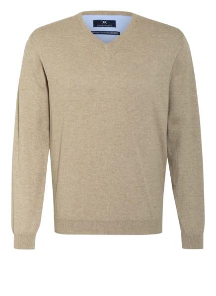 STROKESMAN'S Pullover, Farbe: TAUPE (Bild 1)
